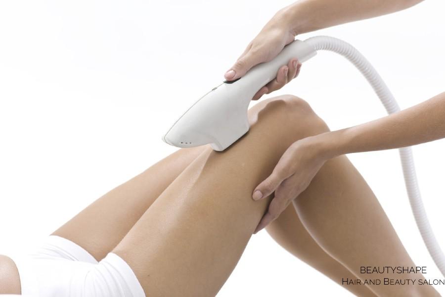Trvalé odstranění chloupků na celém těle u všech typů a barev kůže
