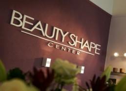 Centrum krásy BEAUTYSHAPE vstup