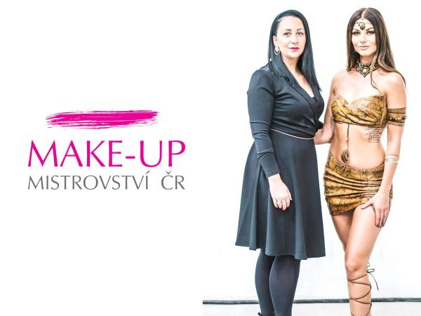 Makeup artist Prague