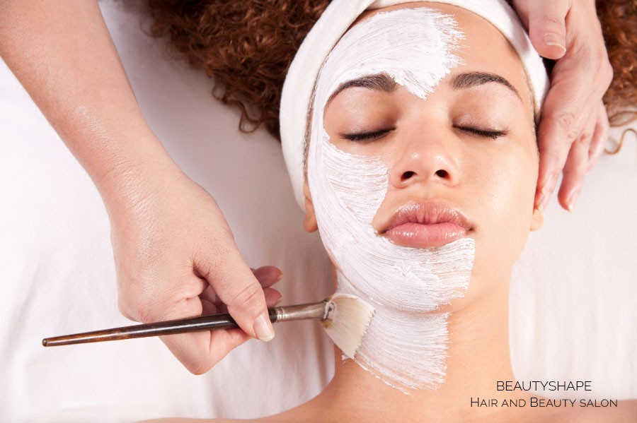 Chemical peel skin treatment