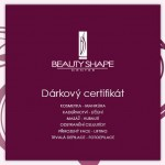 Gift vouchers for more than 100 beauty services