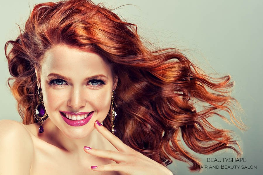 Hairdressing services of top hair salon in Prague
