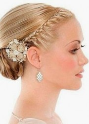 Party and prom hair updos