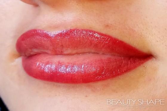 3D permanent lips