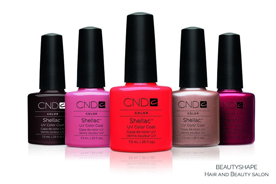 Shellac - innovation in nail design