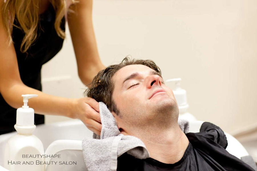 Facial cosmetic treatments for men