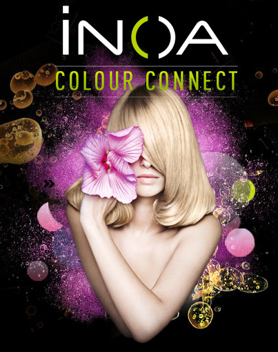 photo hairdresser salon prague Inoa