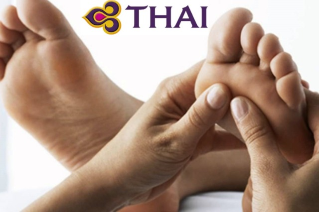 photo Thai foot massage in prague
