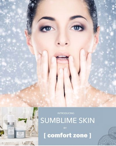 Sublime skin anti-age face treatment