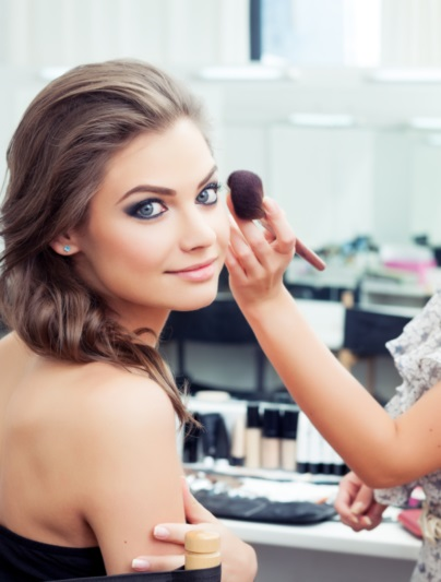 photo make up for all occasions. professional makeup