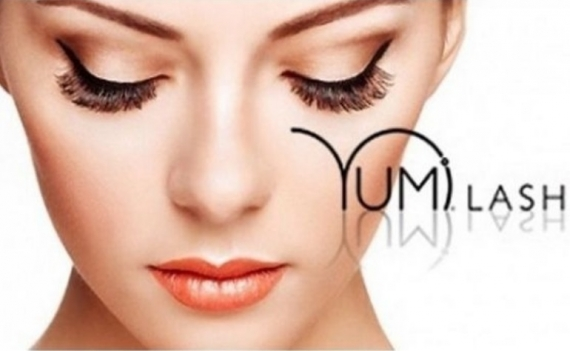 The Yumi Lashes Lash Lift treatment in Prague
