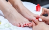 Professional pedicure in Prague