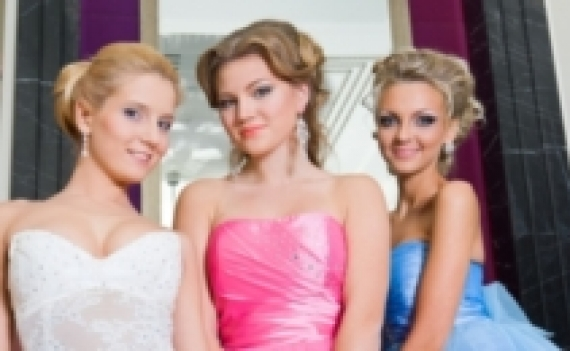 Party and prom updo hairstyles